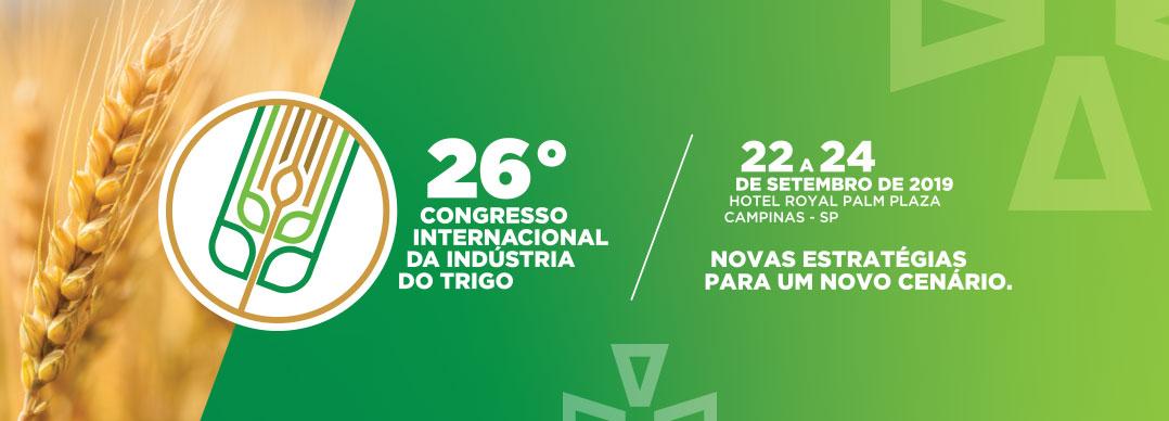26º Congresso Internacional da Indústria do Trigo